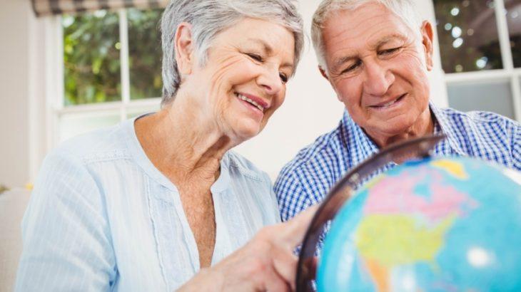 Viajes Para Personas Mayores: Cuidado De Ancianos: Las Personas Mayores De Vacaciones