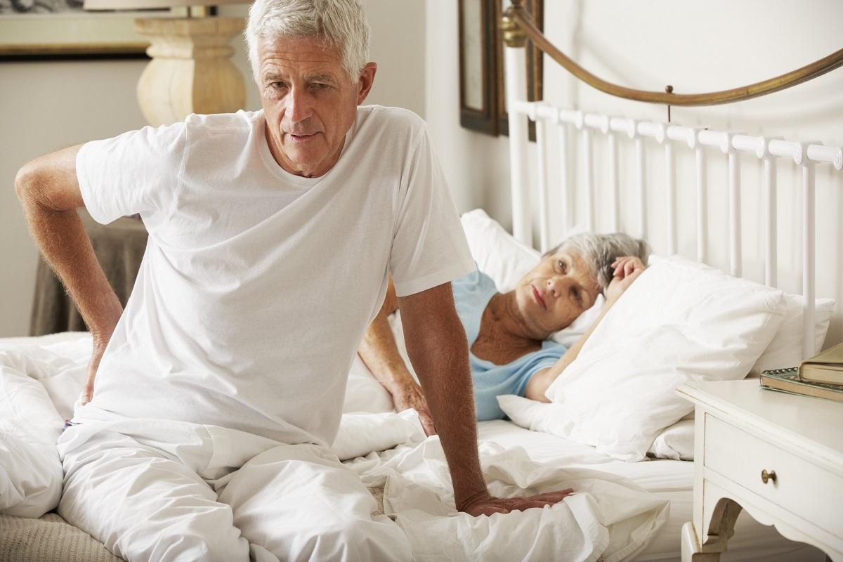 Cuidado de ancianos getxo las mejores posturas para dormir domukea - Postura a letto ...