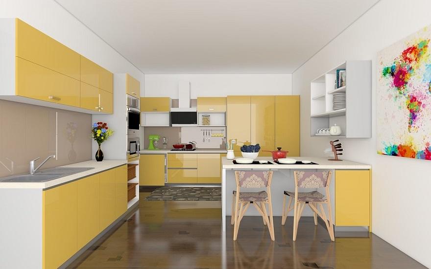 Limpieza a domicilio: ¿cómo limpiar cocinas lacadas? | Domukea
