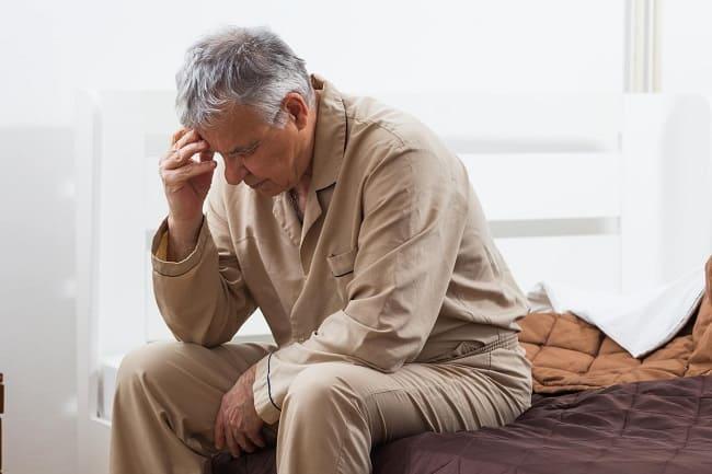 Cuando la ansiedad provoca trastornos de insomnio en ancianos