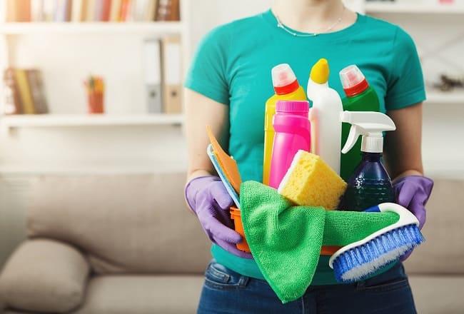 Limpieza De Casas Por Horas Como Fuente